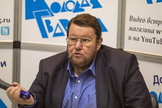 Евгений Сатановский: Не удостоится ли Навальный мемориальной доски в Лэнгли?
