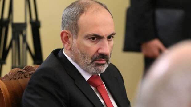 Пашинян распорядился начать консультации с ОДКБ после инцидента с Азербайджаном