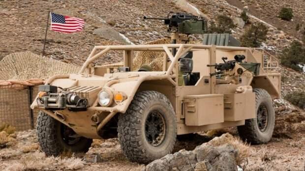 Разведподразделения армии США переводят на электромобили