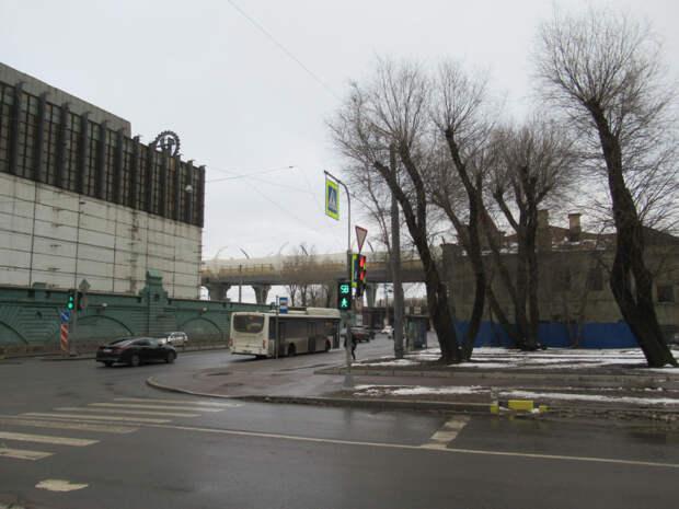 Холодная Петербургская весна 2021 года