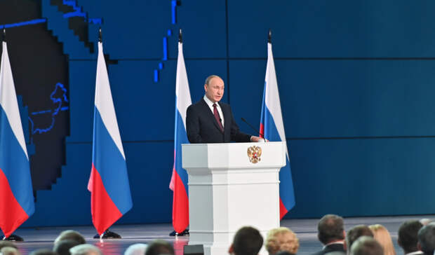 Михаил Дегтярёв примет участие в церемонии оглашения послания Президента РФ