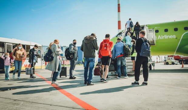 Оренбуржцы смогут полететь на Мальту и в Мексику