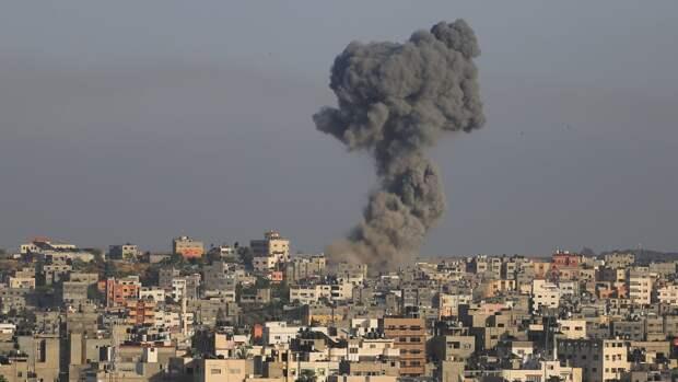 Число погибших в секторе Газа от ударов Израиля превысило 100 человек
