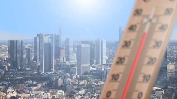 Синоптики заявили о новом температурном рекорде в Москве с конца XIX века