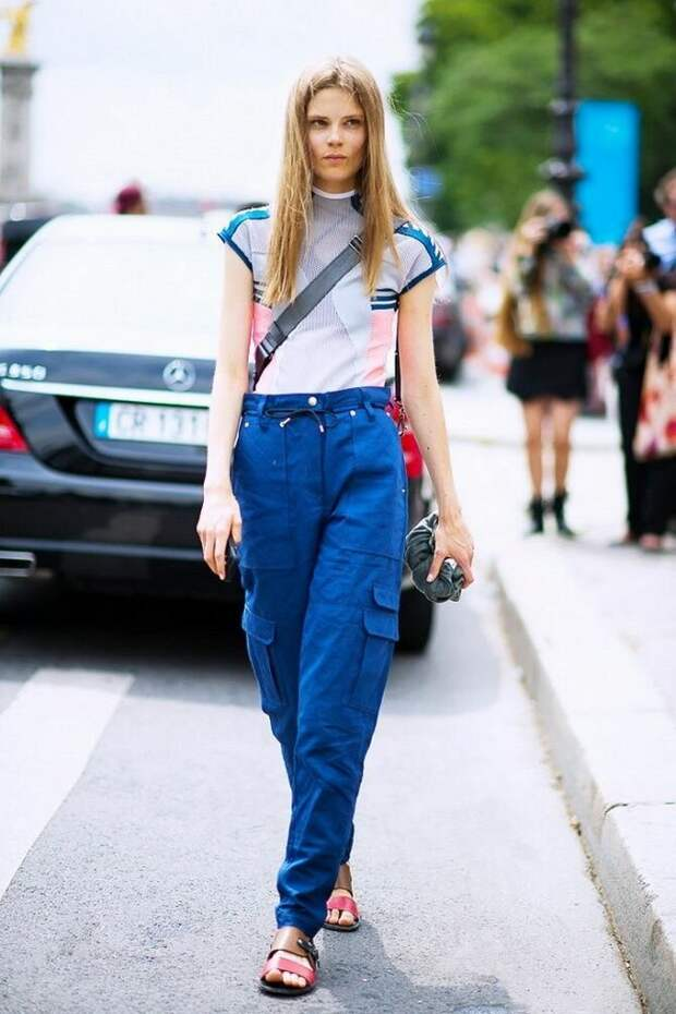 Как подобрать правильный верх к брюкам — советы стилистов