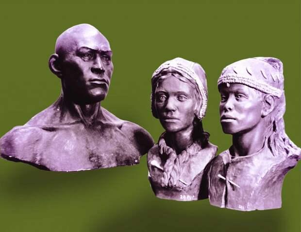 Обмен женщинами и мужчинами спас от вырождения первых «россиян»