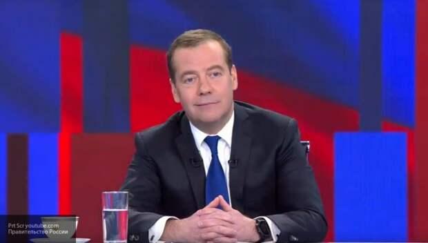 Медведев поделился своими впечатлениями после поездки на Курилы