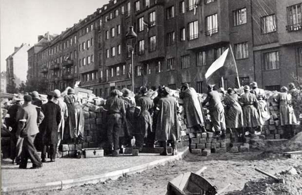 Если власовцы освобождали Прагу, то за что их казнили чешские партизаны? Владимир Корнилов