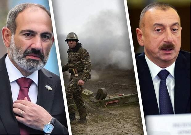 Карабах. Началось. Азербайджан начал войну. И кто всем им теперь доктор?