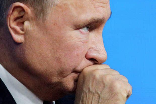 Bloomberg узнал о реакции Путина на арест Калви