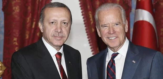 Кнут и пряник Эрдогана для нового лидера США