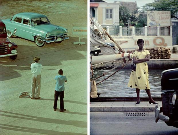 Яркие фото Кубы 1954 года, которая выглядит действительно как свободная страна