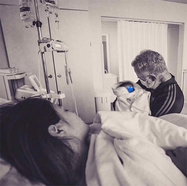 Джанлука Вакки устроил впечатляющий сюрприз возлюбленной Шэрон Фонсеки и их дочери после выписки из роддома