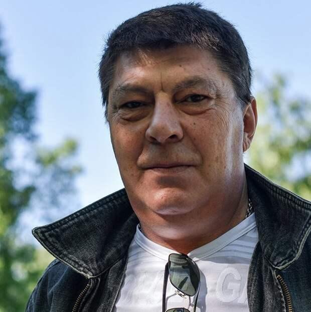 Ринат Дасаев. Его глаза по прежнему горят футболом.