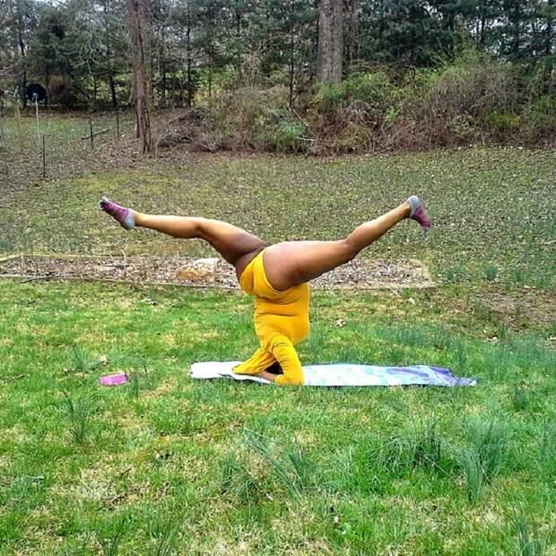 Йога — для всех