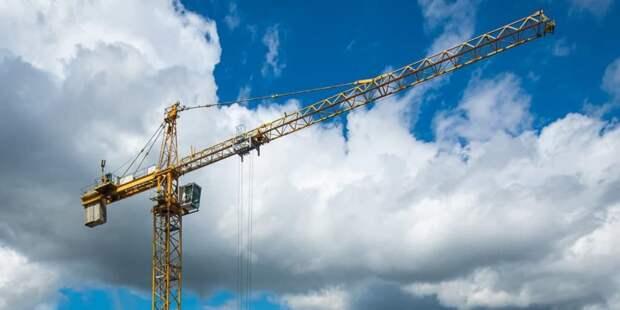 Собянин рассказал о Единой цифровой платформе в сфере строительства Москвы. Фото: М. Мишин mos.ru