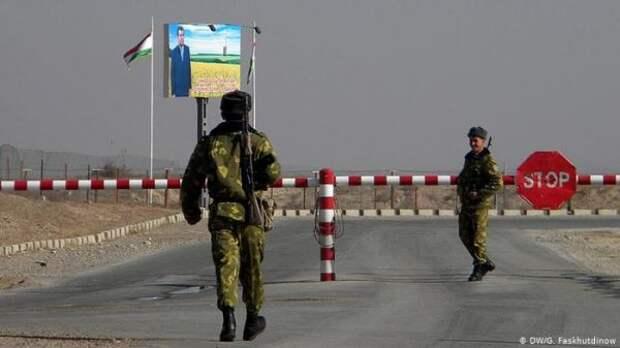 Таджикистан иКиргизия приступили кюридическому оформлению границы