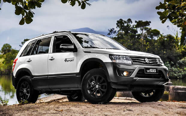 Новый Suzuki Grand Vitara застрял на перепутье