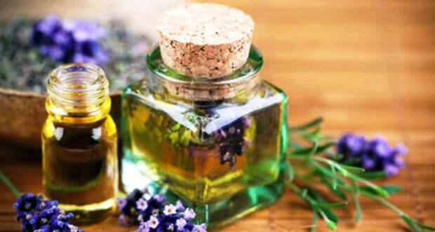 Пара капель эфирного масла продезинфицирует губку и удалит неприятный запах