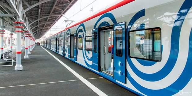 Поезда через станцию «Стрешнево» в июне будут ходить по измененному расписанию