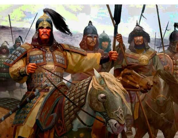 Мамай и Куликовская битва