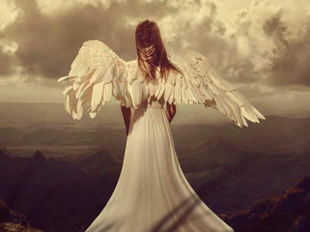 6 приметы, которые говорят, что ангел-хранитель вас бережет