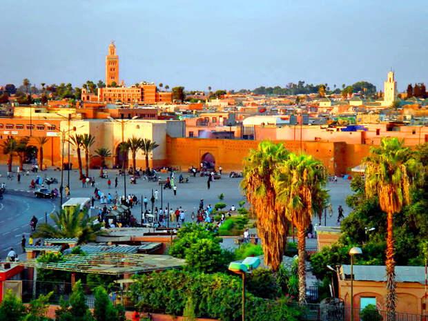 ПУТЕШЕСТВИЯ. Жемчужина Магриба. Марокко - часть 4