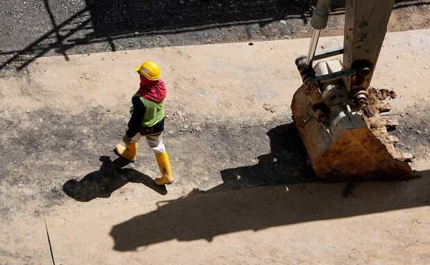 Подземный переход за 900 млн руб начали строить в Симферополе