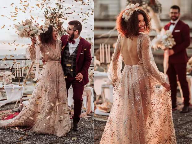 29 самых красивых свадебных платьев невесты в 2020 году