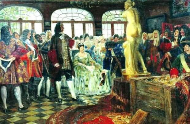 Мезальянсы королей. Браки, изменившие историю: Петр Великий и Екатерина I