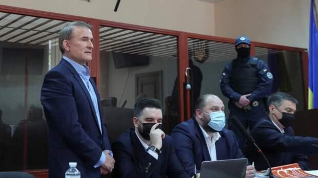 Генпрокурор Украины признала факт прослушки Медведчука в 2015 году