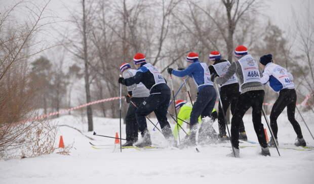 """Под Оренбургом пройдет лыжный праздник """"Нежинский марафон"""""""