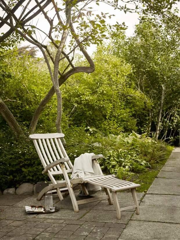 Как ухаживать за садовой мебелью на даче, чтобы она прослужила дольше