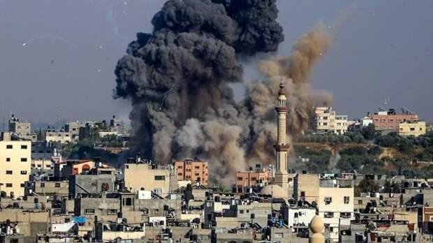 СМИ: Израиль пока неввел войска всектор Газа, идет артподготовка
