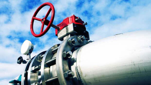 На15,3% упали доходы РФотэкспорта трубопроводного газа в2019 году
