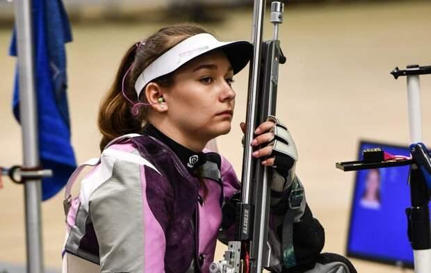 Российские девушки настреляли еще две олимпийские медали, но нет улыбки на лице