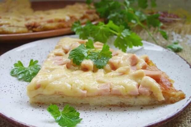 Картофельная пицца. Полноценный ужин для любителей жареного картофеля 2