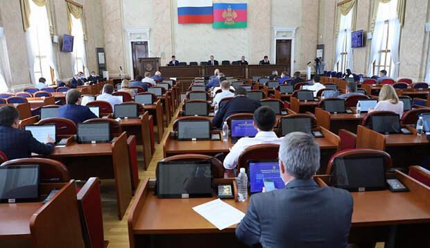 Выборы губернатора Кубани назначены на 13 сентября