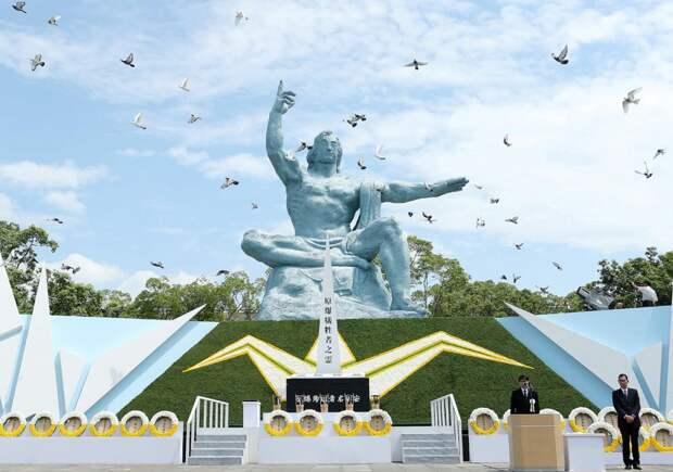 Парк мира в Нагасаки