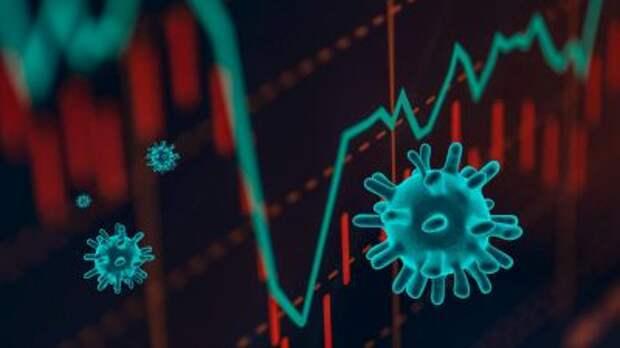 Ущерб экономике РФ от коронавируса в 2020 г составил почти 1 трлн рублей
