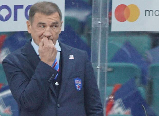Самонов снова был заменен по ходу матча, СКА потерпел второе кряду поражение, уступив с разницей в одну шайбу в Нижнем Новгороде