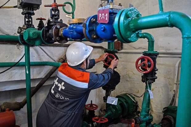 Питьевую воду не будут использовать для теплоснабжения жителей Симферополя