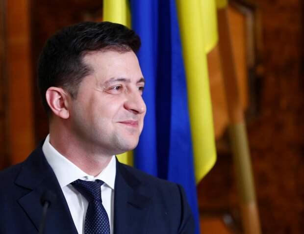 Украинцы удивились «странной выходке» Зеленского в США
