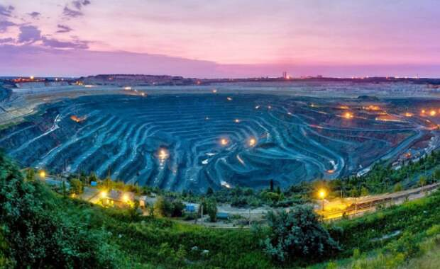 На Стойленском месторождении НЛМК введут в разработку новый участок добычи железных руд