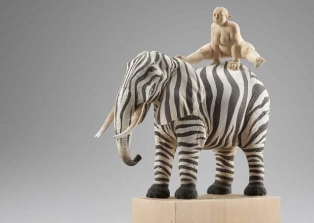 скульптор Willy Verginer
