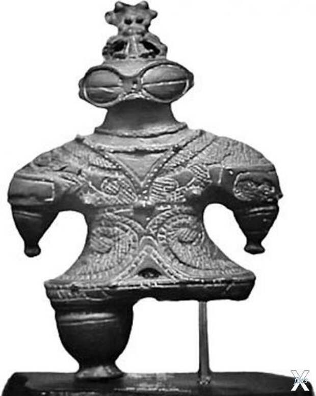 Статуэтка «догу», Музей Гиме, Париж