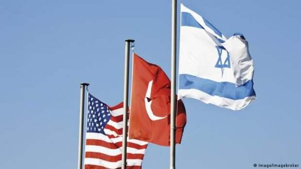 Госдеп: США выступают против «антисемитских высказываний» Эрдогана