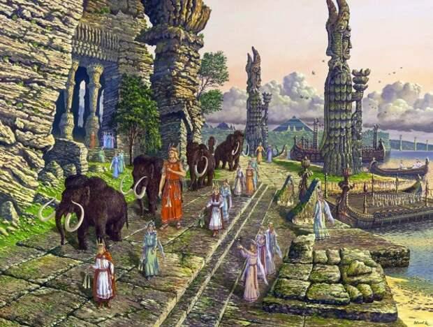 """Зачем скрывается правда о цивилизациях """"золотого века""""?"""