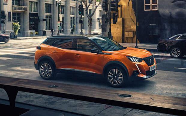 Peugeot представил конкурента Kia Seltos