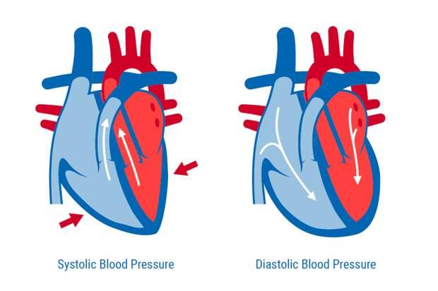 Что означает верхнее и нижнее давление